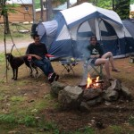 Tent Camping at Brookwood RV Resort in Lake George NY